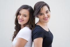 střih vlasů - krátké nebo dlouhé, obě krásné